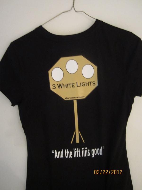 Woman apparell black (powerlifting logo)