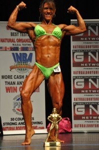 10/2014 Earned Pro Bodybuilding card